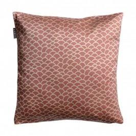Povlak na polštář 50x50 cm LINUM Ascoli - růžová