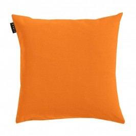 Povlak na polštář 40x40 cm LINUM Annabell - oranžový Dekorační polštáře