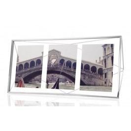 Rámeček na fotografie Umbra PRISMA MULTI - stříbrný Rámečky na fotky