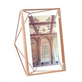 Rámeček na fotografii 13x18 cm Umbra PRISMA- měděný