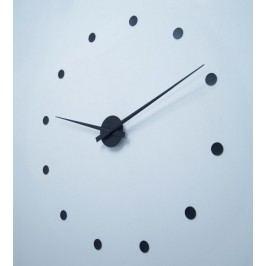 Radius Nástěnné hodiny Wall Clock - černé