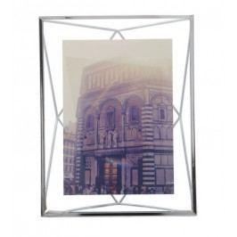 Rámeček na fotografii 13x18 cm Umbra PRISMA - stříbrný