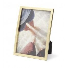 Fotorámeček 13x18 cm Umbra SENZA - zlatý Rámečky na fotky