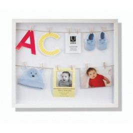 Obrázek Rámeček na fotografie Umbra CLOTHESLINE - bílý Rámečky na fotky