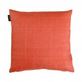 Povlak na polštář 40x40 cm LINUM Seta - červený