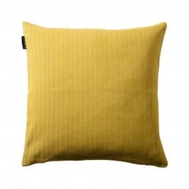 Povlak na polštář 50x50 cm LINUM Shepherd - žlutý