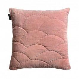 Povlak na polštář 50x50 cm LINUM Sienna - starorůžový