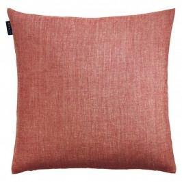 Povlak na polštář 50x50 cm LINUM Village - světle červený