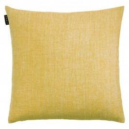 Povlak na polštář 50x50 cm LINUM Village - žlutý