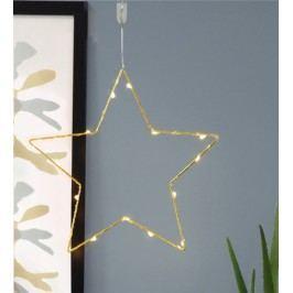 Svítíci hvězda na zavěšení STAR TRADING Star
