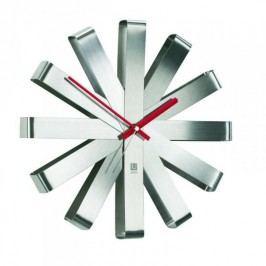 Umbra Nástěnné hodiny Ribbon