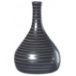 Váza CUBA ASA Selection tmavě hnědá, 26 cm Dekorativní vázy