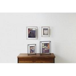 Obrázek Rámeček na fotografii 13x18 cm Umbra Matrix - černý Rámečky na fotky