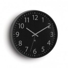Nástěnné hodiny Umbra Perftime - černé