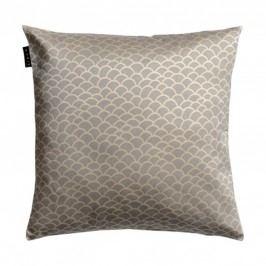 Povlak na polštář 50x50 cm LINUM Ascoli - pepřový
