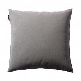 Povlak na polštář 50x50 cm LINUM Annabell - tmavě pepřový