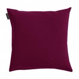 Povlak na polštář 50x50 cm LINUM Annabell - tmavě fialový