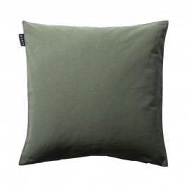 Povlak na polštář 50x50 cm LINUM Annabell - olivový