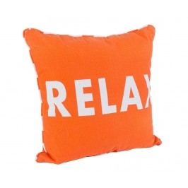 Dekorační polštář Relax Orange 45x45 cm