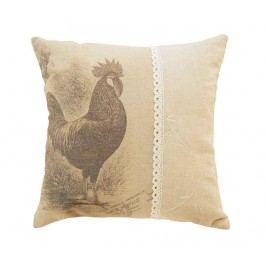 Dekorační polštář Rooster 40x40 cm