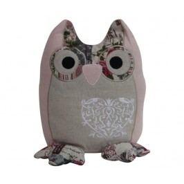 Dveřní zarážka Owl Heart
