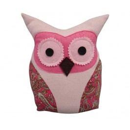 Zarážka do dveří Owl Pink