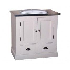 Kryt pod umyvadlo Small Compact Doplňky a dekorace do koupelny