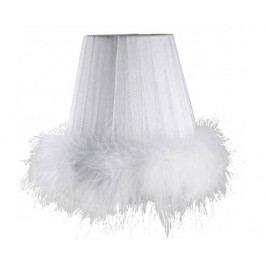 Stínítko White Feathers Doplňky ke svítidlům