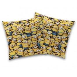 Dekorační polštář Minions Family 40x40 cm