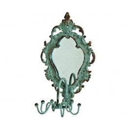 Věšák se zrcadlem Green Olasd