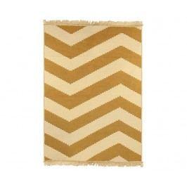 Koberec Zigzag Tan 60x90 cm