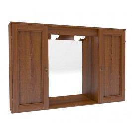 Skříňka se zrcadlem Sample