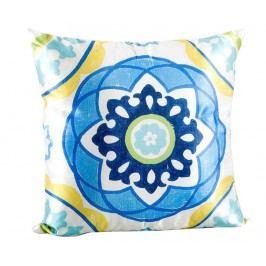 Dekorační polštář Blue Eye 45x45 cm