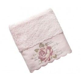 Ručník Greta Light Pink 50x90 cm