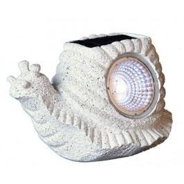 Solární lampa Snail