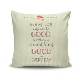Dekorační polštář Something Good 45x45 cm