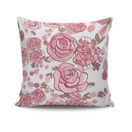 Dekorační polštář Mozelle Roses 45x45 cm