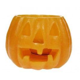 Svíčka s podstavcem Bright Pumpkin