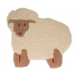 Koberec Little Lamb 75x80 cm Dětské kusové koberce