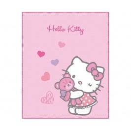 Pléd Hello Kitty Kite 110x140cm