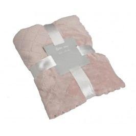 Pléd Delis Pink 75x100 cm