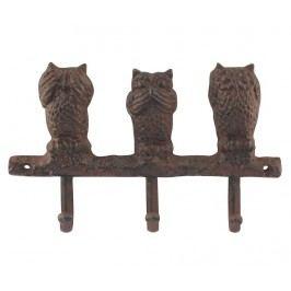 Věšák Three Owls
