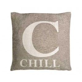 Dekorační polštář Chill Natural 45x45 cm