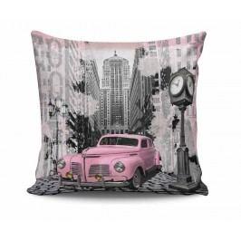 Dekorační polštář Luxury Old Town 45x45 cm