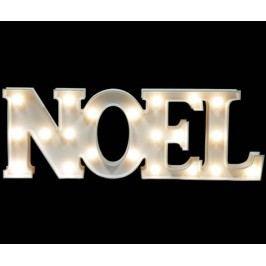 Světelná dekorace Noel