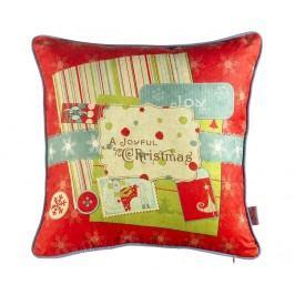 Povlak na polštář A Joyful Christmas 43x43 cm