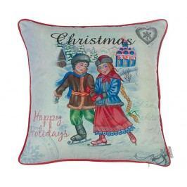 Povlak na polštář Christmas Romance 43x43 cm