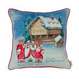 Povlak na polštář Friendly Christmas 43x43 cm