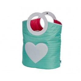Taška na prádlo Heart