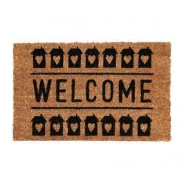Vchodová rohožka Always Welcome 40x60 cm